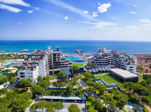 Tatil Otelleri Hizmetleri İle Memnuniyet Derecesini Arttırıyor