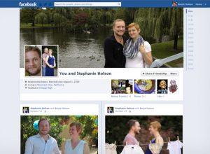 Çift kişilik Facebook!