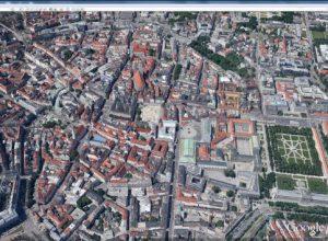 Google Earth'e yeni 3D görüntüler eklendi