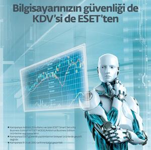 ESET'ten avantajlı yılsonu kampanyası