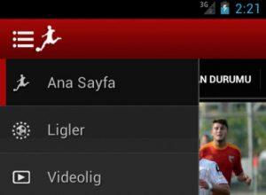 Lig TV uygulaması Android'lilerle buluştu