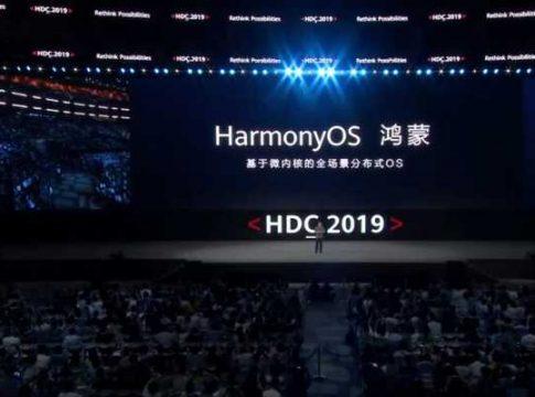 Huawei'nin Android'e Alternatif İşletim Sistemi