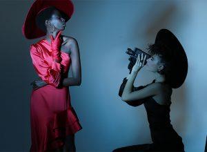 Saten Askılı Elbise Modelleri